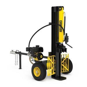 Champion Power Equipment 100251 25-Ton Horizontal_Vertical Full Beam Log Splitter