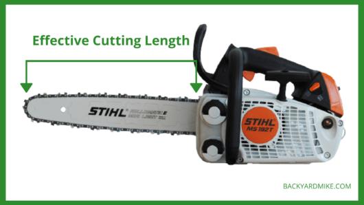 Effective Cutting Length