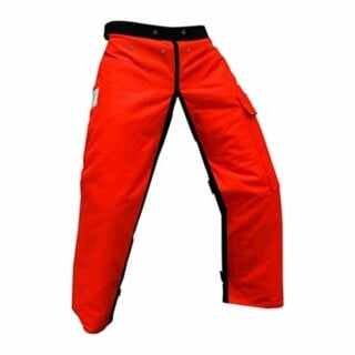 Forrester Apron-Style Chainsaw Chaps