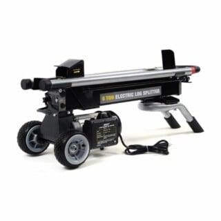 Goplus 6-Ton Hydraulic Electric Log Splitter