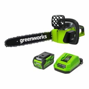 Greenworks G-MAX Chainsaw